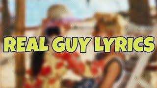 Shrenik - Real Guy Official Lyric video (Lyrics)