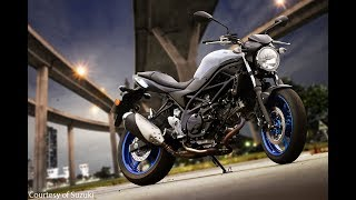 2017 Suzuki SV650 Road Test