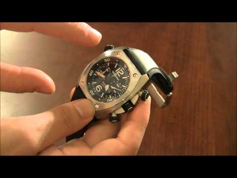 Bell & Ross BR 02-94 Marine Chronograph Watch Review