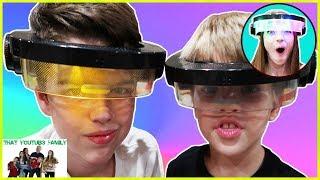 FUTURISTIC GAME SHOWDOWN / That YouTub3 Family