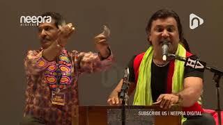 Mere Rashke Qamar by Kirtidan Gadhvi | Gujarati version at Dubai