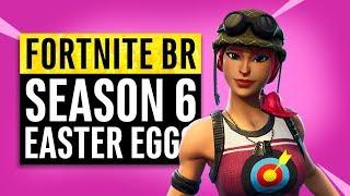 Fortnite Battle Royale | Season 6 Easter Eggs, Memes and Story Recap