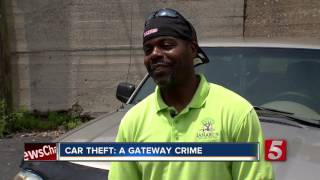 ADA: Leaving Keys In Car Enables Teen Car Theft, Can Lead To Other Crime