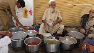 Common People Taking Lunch In 40 Rs Only | Pakistani Street Food
