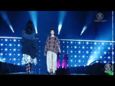 东京女孩时装秀 演绎心动流行趋势