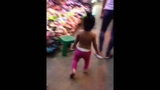 Rescal Michievous Child