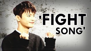 FIGHT SONG - Never lose your smile !! Fighthing !!!