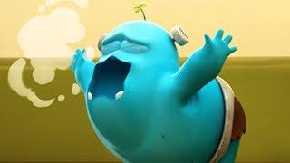 Funny Animated Cartoon | Spookiz Gross Frankie Cant Stop Burping 스푸키즈 | Cartoon for Children