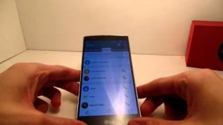 LG G Flex 2   Szoftver bemutató videó, első rész