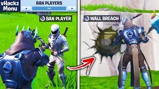 Top 5 EASY Ways To Get BANNED In Fortnite Season 7!