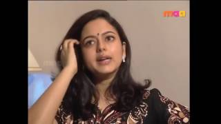 Soundarya about her life in her Last Interview