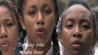 Ahy Jesosy -  Tanora Masina Itaosy