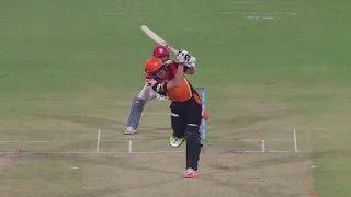 SRH vs KXIP, IPL 2016: Sunrisers Hyderabad won by 5 wickets