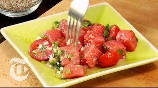 Watermelon and Tomato Salad | The New York Times