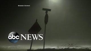 Hurricane Nate leaves path of destruction along Gulf Coast