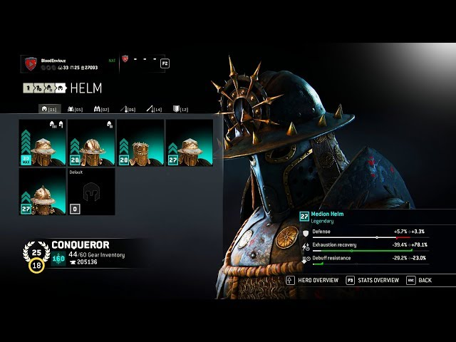 For Honor - CHEST OPENINGS FOR CONQUEROR