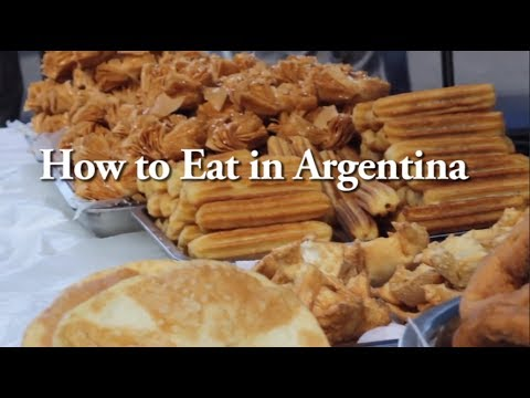 Xxx Mp4 How To Eat In Argentina Street Food The Classics 3gp Sex