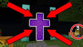 Do NOT Enter this Portal in Minecraft Pocket Edition!!!