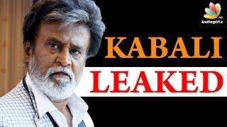 Shocking!!! Kabali leaked in torrent before release? | Hot Cinema News