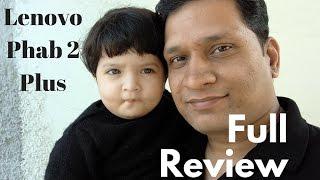 Hindi | Lenovo Phab 2 Plus Review | Sharmaji Technical
