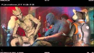 Drunk Drax - Deleted Scene - Marvel