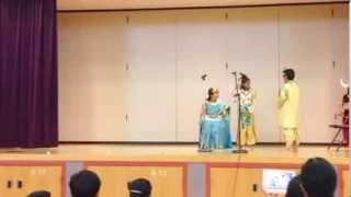 Diwali celebration - Narakasura kids drama