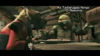 As Tartarugas Ninja - O Retorno - Trailer