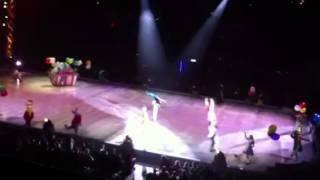 Disney on ice lets party 2013