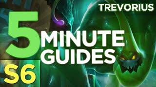 5 Minute Guide to Zac Jungle | Season 6