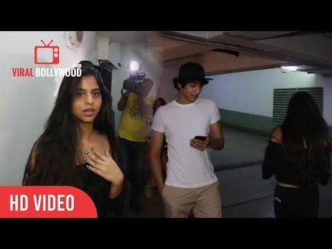 Xxx Mp4 Suhana Khan And Ahaan Panday At Salman Khan S Tubelight Grand Premiere Tubelight 3gp Sex