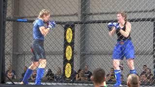 Zápas MMA - ženy