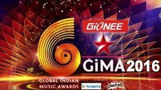 GiMA Awards 2016 Full Show | Global Indian Music Academy Awards 2016 Full Show - Red Carpet | UNCUT