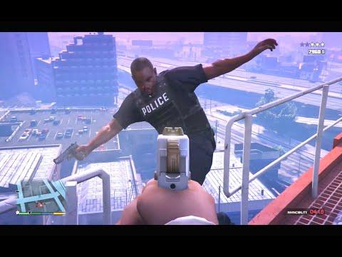 GTA 5 Funny/Brutal Kill Compilation Vol.79 (Guns/Crazy NPC's/Gangs/Funny Melee/Running Over)