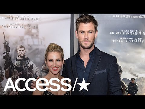 Xxx Mp4 Elsa Pataky Says Chris Hemsworth Was Very Young When They Had Kids Access 3gp Sex