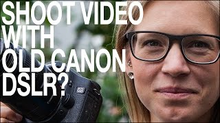 Installing Magic Lantern on Canon 50D - Turn your old photo DSLR into a Full HD video camera