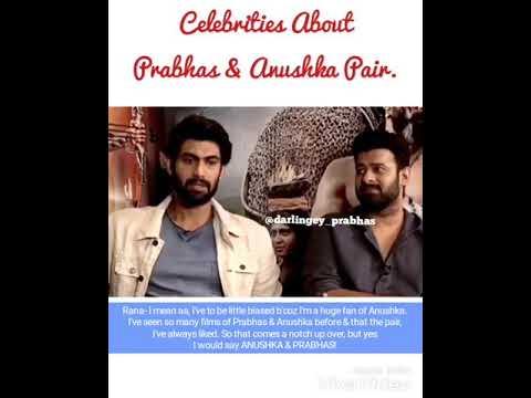 Xxx Mp4 Celebrities About Prabhas Amp Anushka Pair Prabhas Anushka Shetty Pranushka Darling And Sweety 3gp Sex