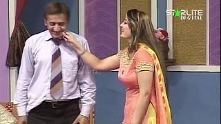 Zafar Irshad New Pakistani Stage Drama Paisa Naach Nachaway  Full Comedy Clip