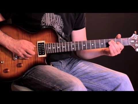 40 guitar techniques in one solo