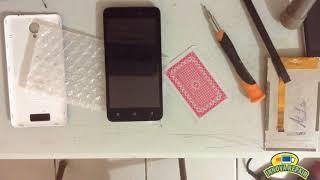 Cambiar Pantalla, Display, LCD de cualquier celular Chino (VERYKOOL) sin dañar el Touch.