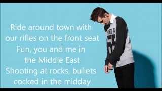 Troye Sivan  Fun Lyrics