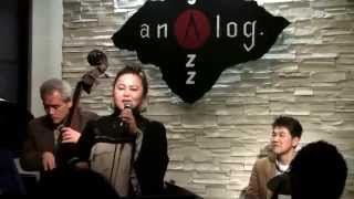 Maria Lourdes sings *Just Friends/ Sabor Ami/ I Will Wait For You/ Summertime