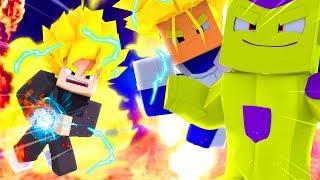 Minecraft: DRAGON BLOCK C - FREEZA DOURADO APARECE ! ‹ Ine ›