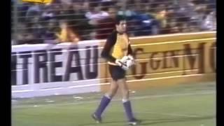 1982-83. Garcia Remon vs Real Sociedad (Away)