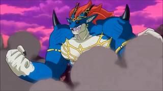 Dragon Ball Z/Heroes- Centuries AMV