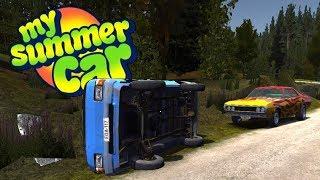 Willst du Bier und Bratwurst haben, musst du mit Kreis nach Finnland Fahren [My Summer Car]