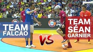 TEAM FALCAO VS TEAM SEAN - Reis Do Drible 2017 / @seanfreestyle