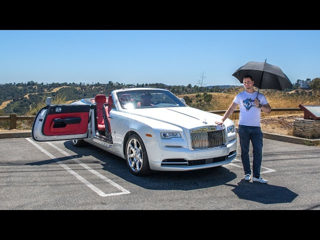 INSANE $408,000 ROLLS ROYCE DAWN!!