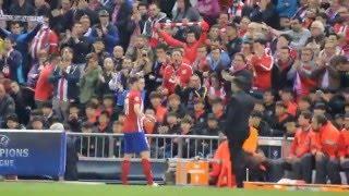 Atletico de Madrid gana al Bayer de Munich semifinales champions