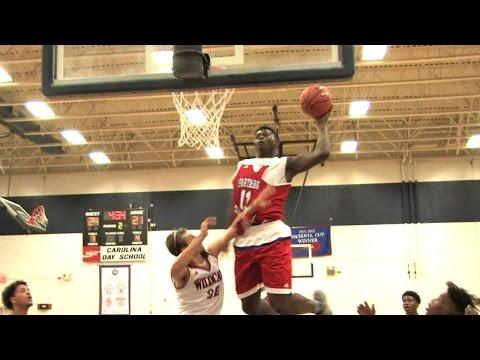 Zion Williamson CRAZY Dunks vs. Carolina