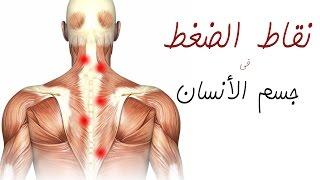 7 مناطق في جسم الانسان يساعد تدليكها على الاسترخاء والتخلّص من الآلام فوراً